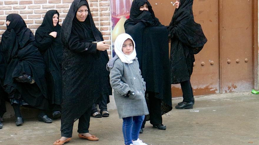 Ashoura en Tabriz, Arzebayán./ E. L.