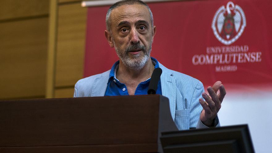El catedrático de Sociología de la Educación de la UCM Mariano Fernández Enguita
