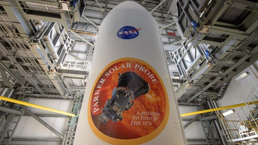 La NASA intentará de nuevo este domingo el lanzamiento de la sonda Parker