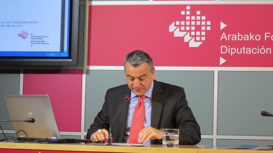 Diputación alavesa destina 1,6 millones a financiar las pequeñas obras y las relaciones entre pueblos