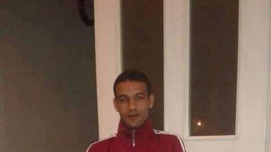 Abdelmalek Ihadode, 26 años | Imagen cedida a eldiario.es