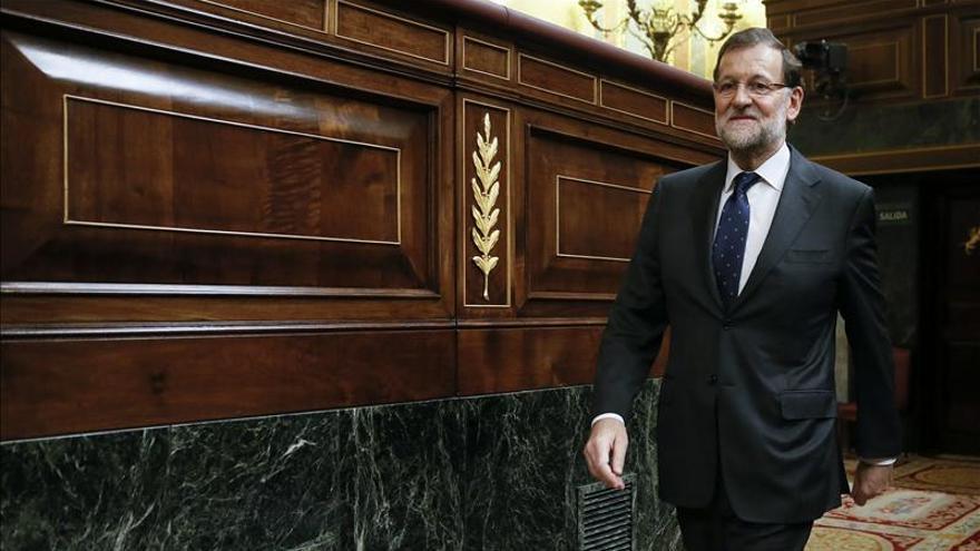PSOE e IU piden que comparezca Rajoy en un pleno monográfico sobre corrupción