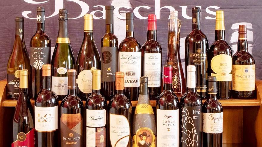 23 vinos canarios triunfan en los premios Bacchus
