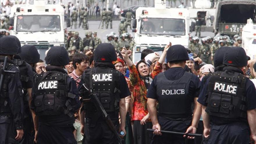 La UE denuncia la falta de transparencia china ante la violencia en Xinjiang