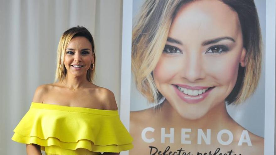 """Chenoa defiende su polémica biografía: """"Mi expresión y mi vida son mías"""""""