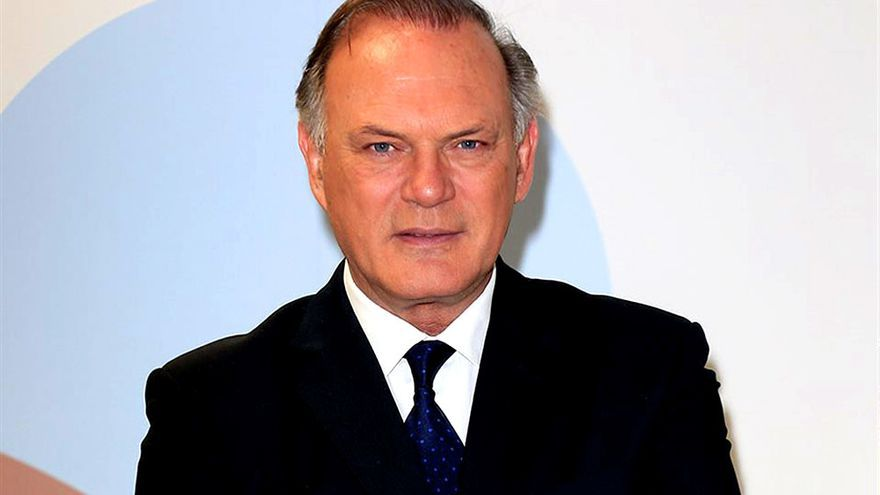 Pedro Piqueras, presentador de Informativos Telecinco