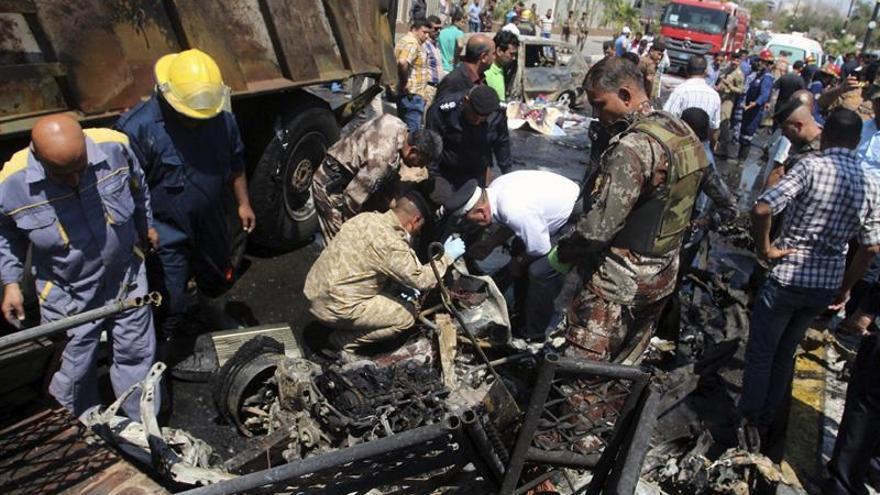 El Ejército iraquí mata a 63 yihadistas al repeler un ataque al sur de Mosul