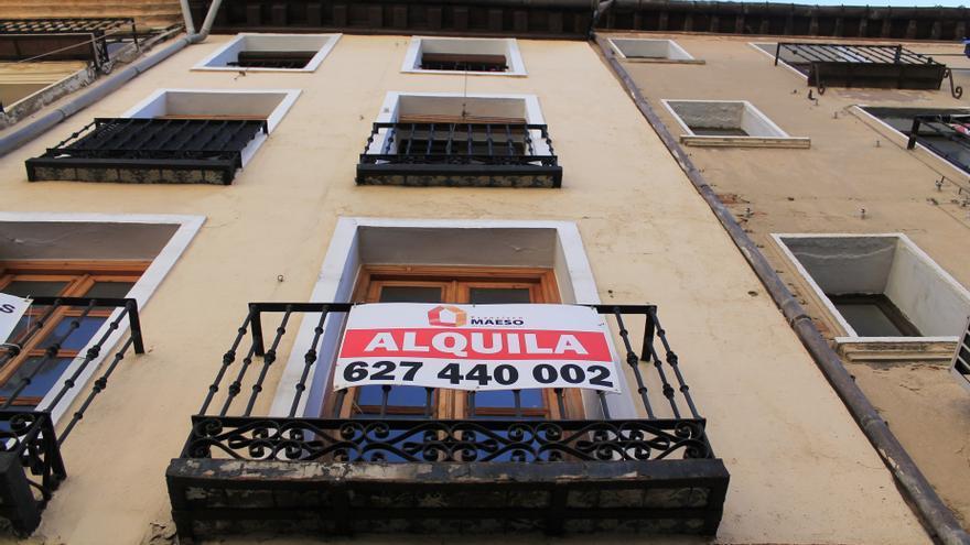 Los desahucios por impago del alquiler llevan ya un año aumentando en Castilla-La Mancha