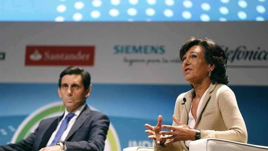 Botín pide regulación más ágil para que la UE siga siendo un referente digital