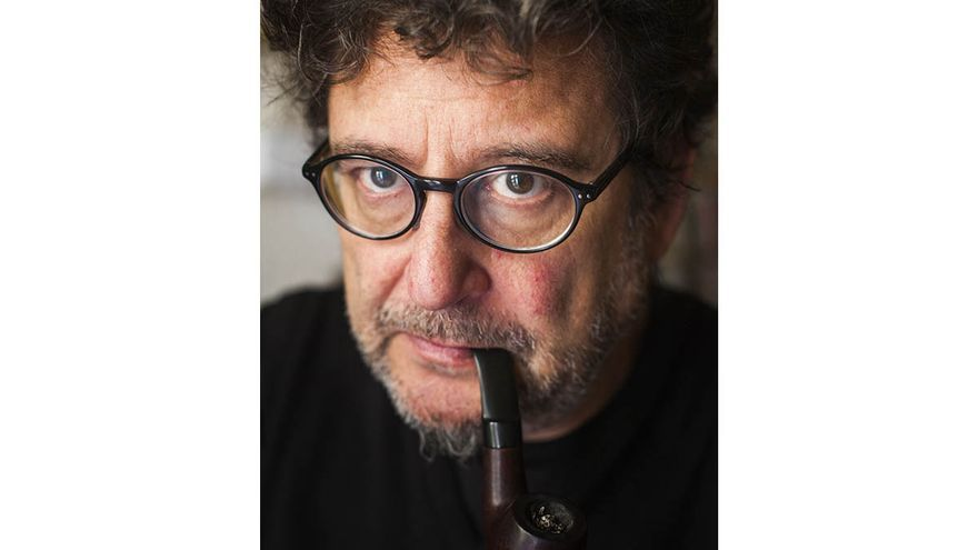 L'escriptor i músic Víctor Nubla. / Carmen Secanella