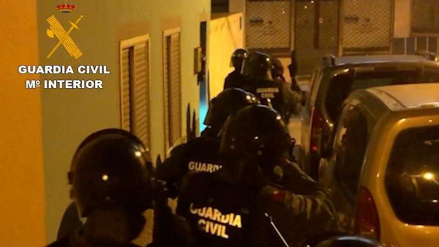Capturada en Tenerife una banda de ladrones que entraba por la fuerza en casas con sus propietarios dentro
