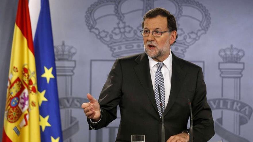 """Rajoy comparecerá en Moncloa para hacer una declaración sobre el """"brexit"""""""