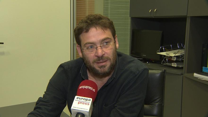 """Fachin avisa: """"Hoy es Oriol Junqueras. Mañana puede ser Ada Colau y Pablo Iglesias"""""""