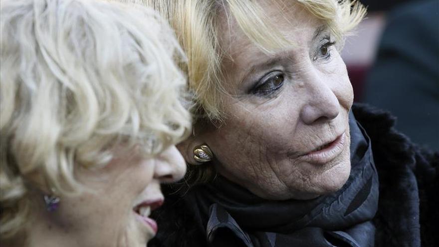 Madrid renueva el voto con su patrona por primera vez de la mano de Carmena
