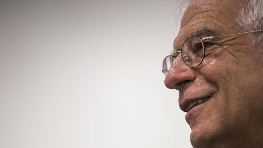 Borrell no ve razón objetiva para considerar a Sánchez de extrema izquierda