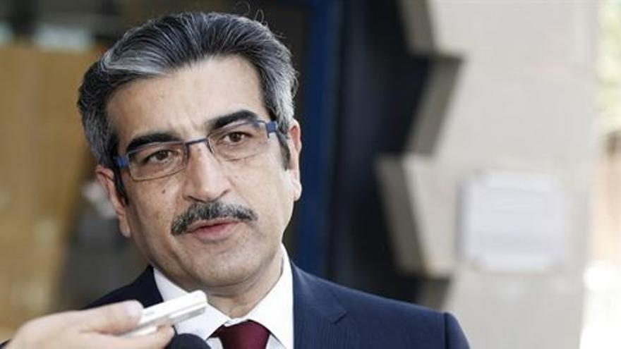 Román Rodríguez, presidente de Nueva Canarias. (EUROPA PRESS)