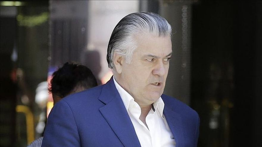 El juicio de Bárcenas por su reingreso en el PP será la próxima semana