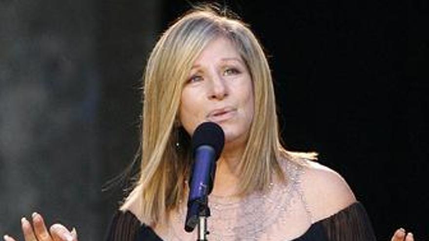 Barbra Streisand hace historia en Estados Unidos