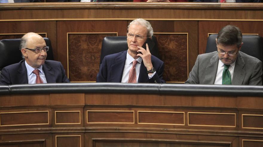 Podemos quiere que Morenés explique en el Congreso cómo afronta las relaciones con la Administración Trump