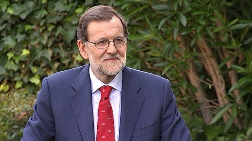 """Rajoy, sobre Maduro: """"Antes le daba estacazos a Obama y ahora a un hombre más modesto, como yo"""""""