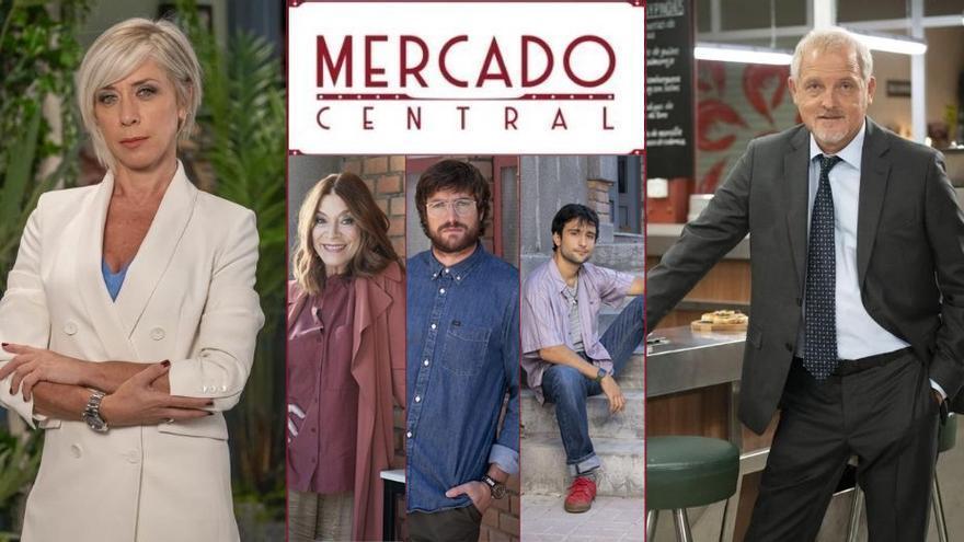 Los nuevos fichajes de 'Mercado Central' en TVE