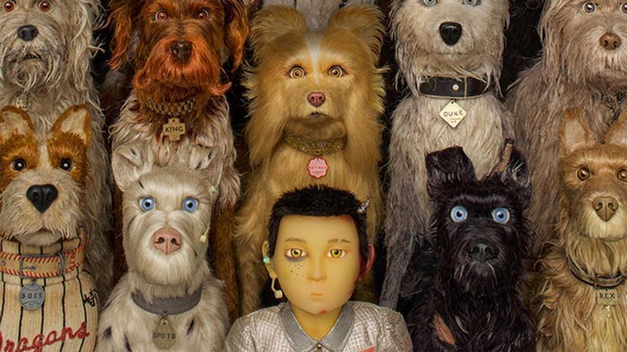 'Isla de perros', de Wes Anderson: la incontenible ternura de lo raruno