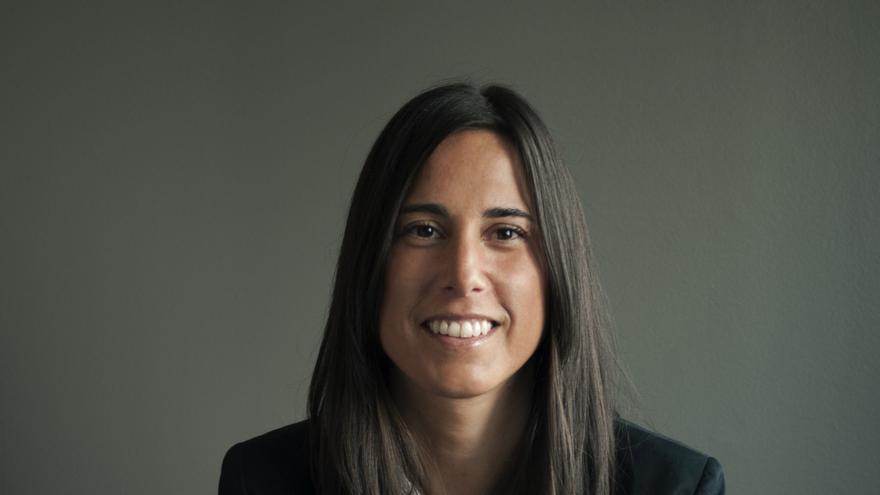 Soledad Antelada estudió informática en la Universidad de Málaga y trabaja actualmente para el Departamento de Energía de Estados Unidos (Imagen: Cedida por Soledad Antelada)