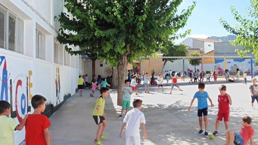 Colegio de La Zarza