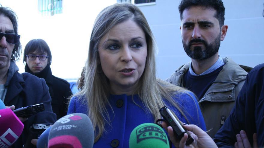 La consejera de Fomento, Elena de la Cruz / JCCM