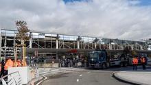 El aeropuerto de Bruselas evitó la colisión de dos aviones por 10 segundos