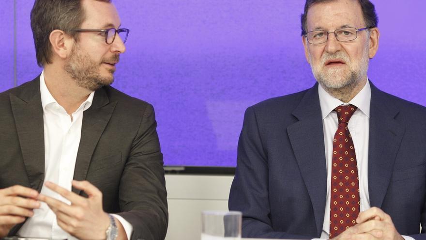 Maroto achaca la petición de comparecencia de Rajoy sobre Gürtel a que PSOE y Podemos compiten en radicalismo