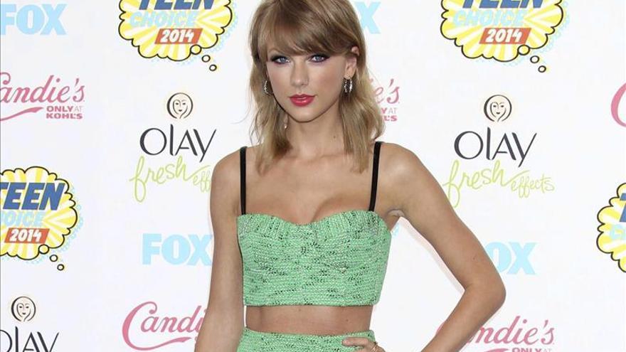 Taylor Swift saldrá de gira por Norteamérica, Europa y Australia en 2015