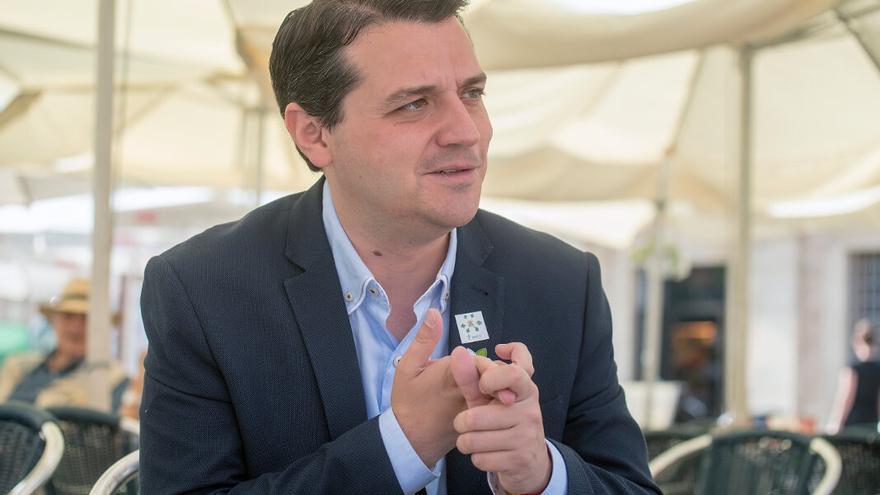 José María Bellido, alcalde de Córdoba | ÁLEX GALLEGOS