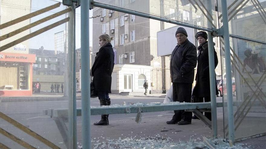 Prorrusos acusan a Ucrania de violar la tregua, Kiev dice se respeta en general