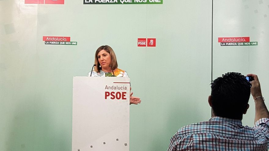Irene García repite como secretaria general del PSOE de Cádiz al ser la única con los avales requeridos