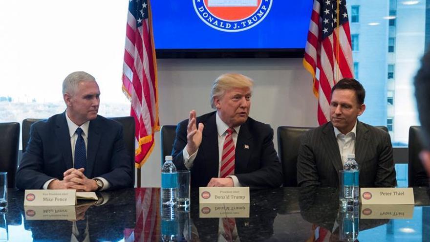 China da protección legal a la marca Trump para servicios de construcción