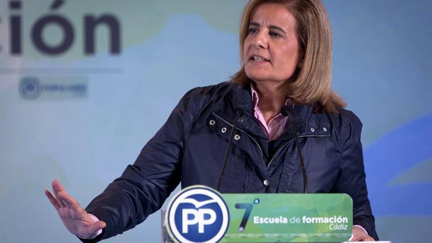 Báñez: La prioridad es volver a tener 20 millones de trabajadores