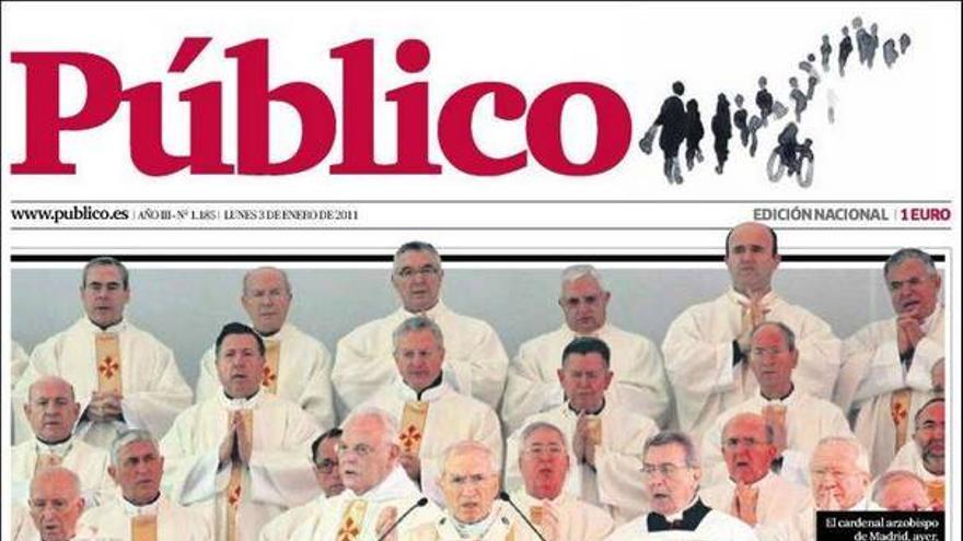 De las portadas del día (03/01/2011) #9
