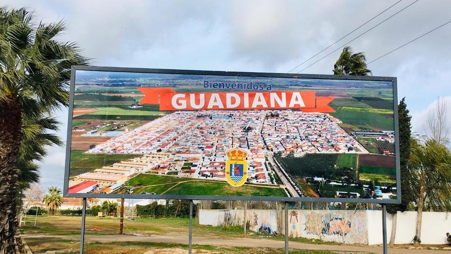 Guadiana Badajoz Caudillo