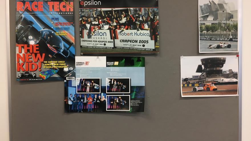 Publicaciones de Epsilon Euskadi