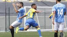 Las Palmas Atlético ilusiona en su estreno liguero