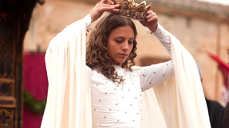 Michelle Jenner y Rodolfo Sancho, a reinar en los Fotogramas de Plata
