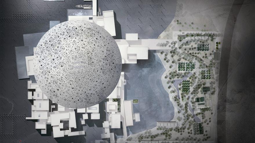 San José se adjudica la construcción del Museo del Louvre de Abu Dhabi por 508 millones de euros