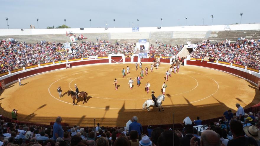 Plaza de Toros de Daimiel (Ciudad Real)