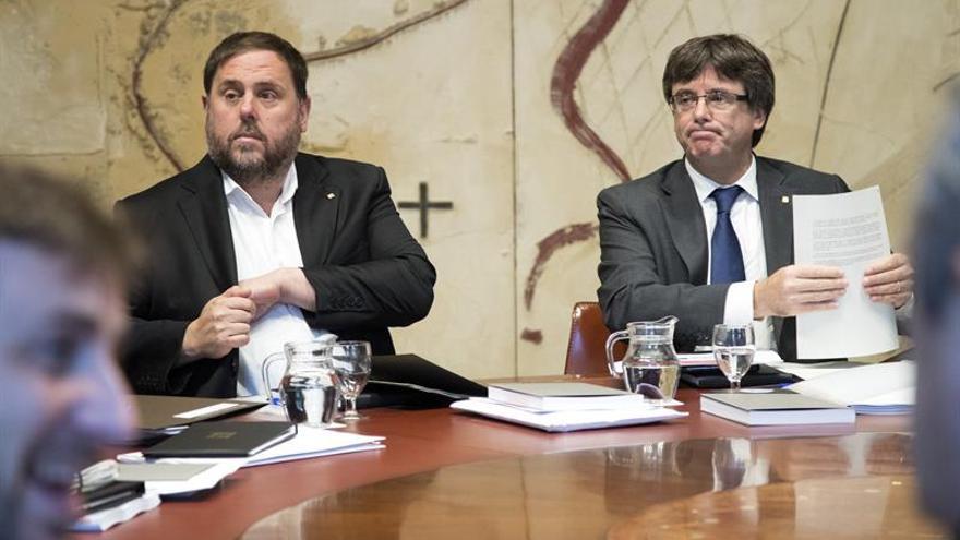 El TSJC rechaza la recusación de Puigdemont contra los jueces que le investigan