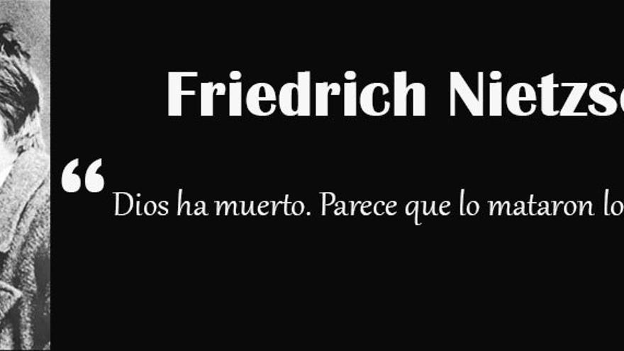 Friedrich Nietzsche. (CA).
