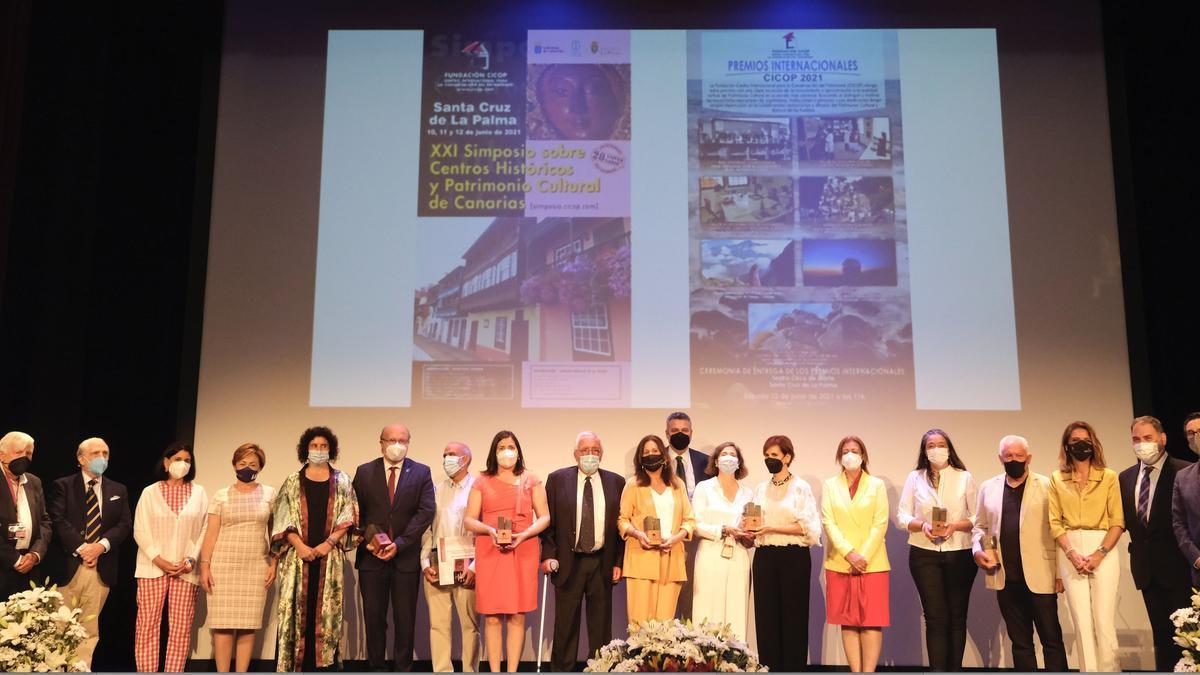 Premios Internacionales CICOP