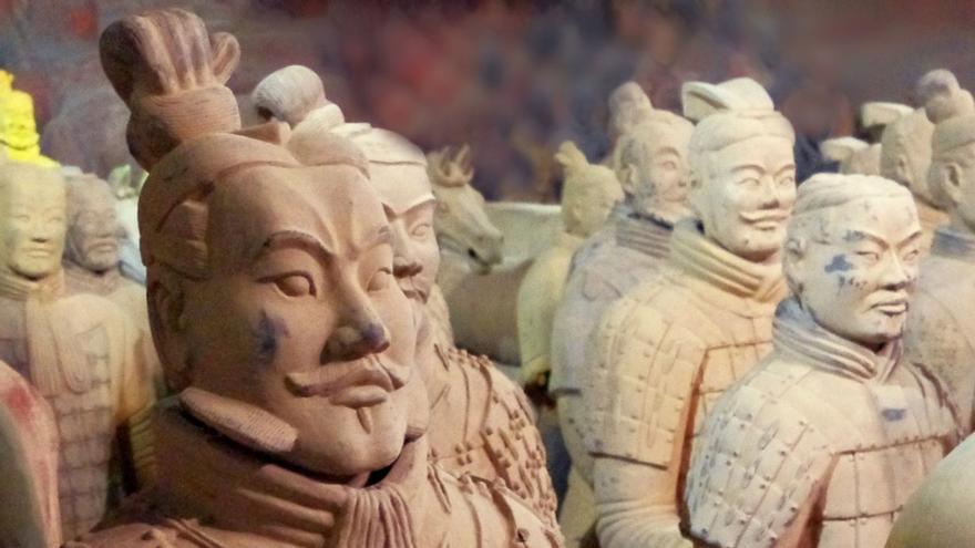 La exposición 'Terracotta Army-Guerreros de Xi'an' llega a la capital a partir del 13 de noviembre