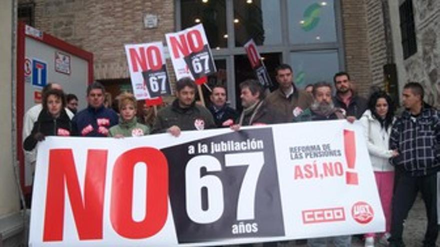 CCOO y UGT contra la reforma
