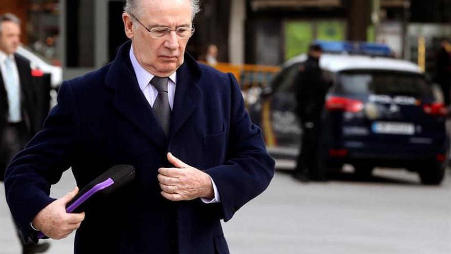 Rato presenta ante el juez su escrito contra las acusaciones de la UCO